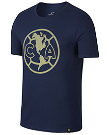 Nike Men's Club America Crest Logo T-Shirt