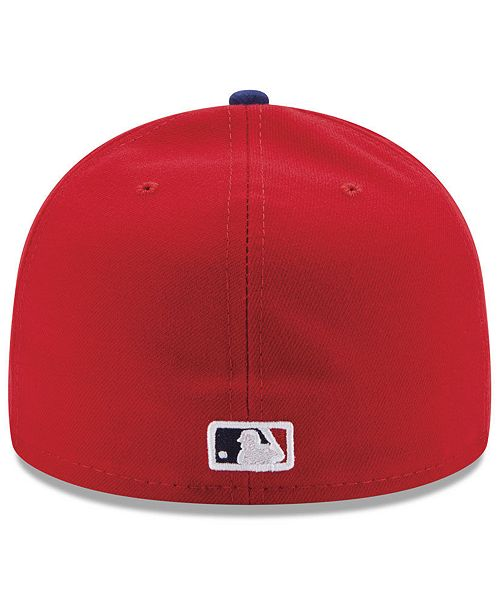 uk availability 1bb0f 1c13f New Era Philadelphia Phillies Authentic Collection 9-11 Patch 59FIFTY  Fitted Cap ...