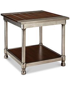 Indera End Table, Quick Ship