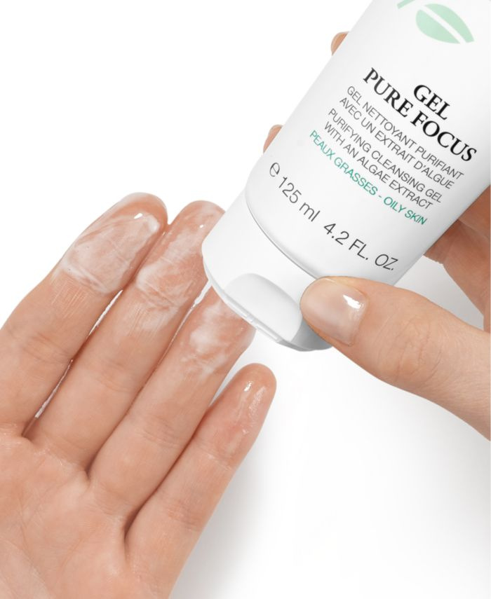 Lancôme Gel Pure Focus Deep Purifying Oily Skin Cleanser, 4.2 fl oz & Reviews - Skin Care - Beauty - Macy's