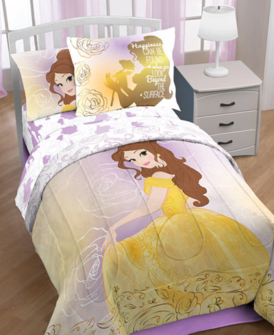 Disney S Beauty Amp The Beast Quot Belle En Rose Quot 7 Pc