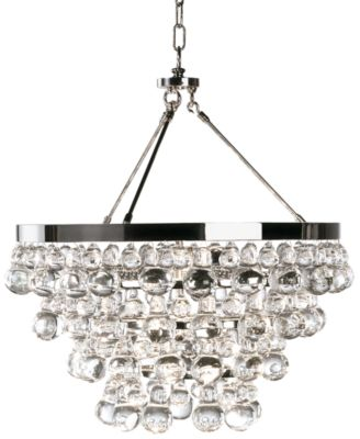 Wonderful Robert Abbey Bling Chandelier