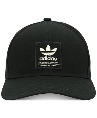 adidas Men's Originals Patch Logo Hat