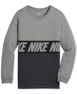96f53ab3950f Big Boys Sportswear Advance 15 Training Cotton T-Shirt