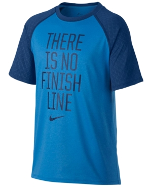 Nike Drifit Training GraphicPrint TShirt Big Boys (820)