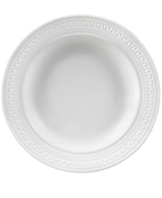 Dinnerware, Intaglio Rim Soup Bowl