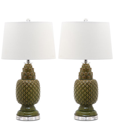 Safavieh Blakely Set of 2 Table Lamps