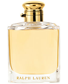 Receive a Complimentary Deluxe Mini with any large spray purchase from the Ralph Lauren women's fragrance collection