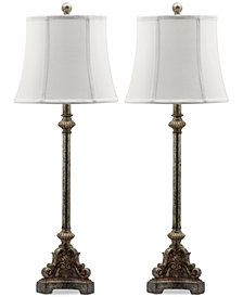 Safavieh Rimini Set of 2 Table Lamps