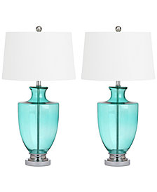 Safavieh Desiree Set of 2 Table Lamps