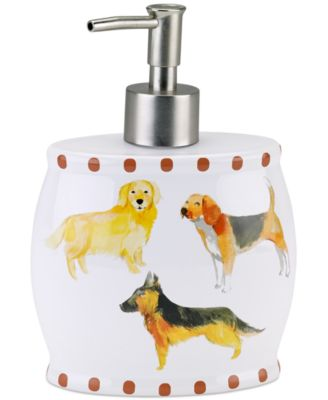 Dogs on Parade Lotion Pump