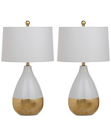 Kingship Set of 2 Table Lamps