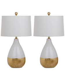 Safavieh Kingship Set of 2 Table Lamps