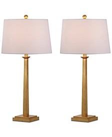 Andino Set of 2 Table Lamps
