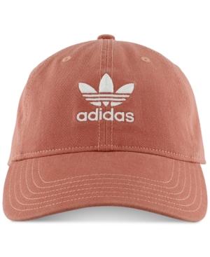 ADIDAS ORIGINALS. Adidas Originals Relaxed Strapback Hat ... 8ee022d9bb3