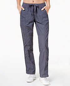 Calvin Klein Performance Cotton Cargo Pants