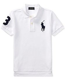 Toddler Boys Cotton Polo