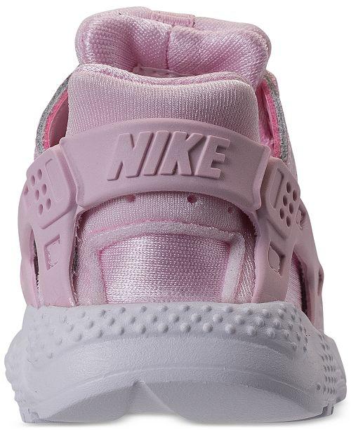 nike toddler girls air huarache run ultra running sneakers from