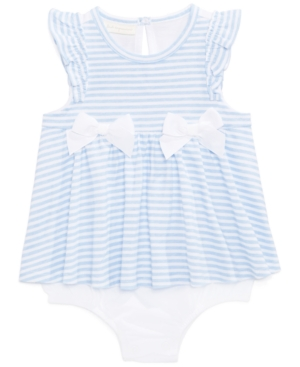 First Impressions Striped Skirted Sunsuit Baby Girls (024 months) Created for Macys