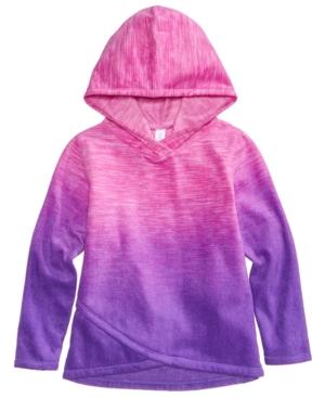 Ideology Ombre Fleece Hoodie Toddler Girls (2T5T) Created for Macys