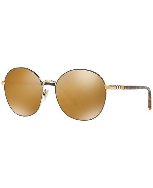 dd16ffb7f95 Burberry Polarized Sunglasses