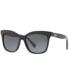 Ralph Polarized Sunglasses , RA5235