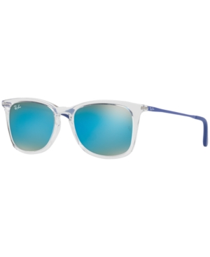 Image of Ray-Ban Junior Sunglasses, RJ9063S ages 11-13