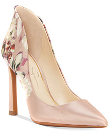 Jessica Simpson Parma Detail Dress Pumps