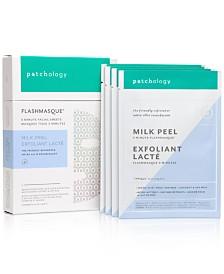 Patchology Milk Peel FlashMasque, 4-Pk.