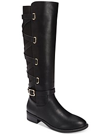 Veronika Wide-Calf Tall Boots, Created for Macy's