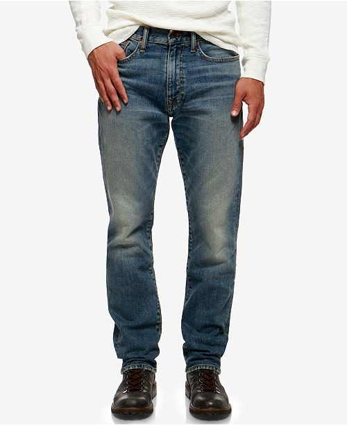 8874d634929 Lucky Brand Men's 410 Athletic Fit Stretch Jeans & Reviews - Jeans ...