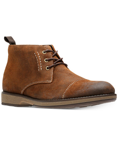Clarks Men's Hinman Mid-High Boots