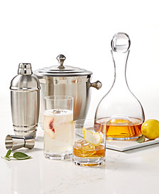 Lenox Tuscany Barware Collection