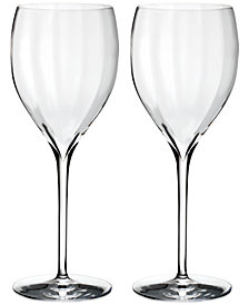 Waterford Elegance Optic Sauvignon Blanc Glasses, Set Of 2