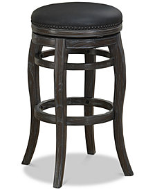 Charlottle Bar Stool, Quick Ship