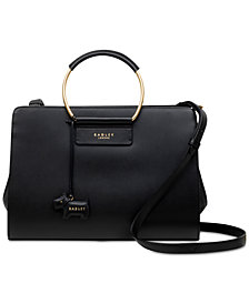 Radley London Liverpool Street Ring Multiway Satchel