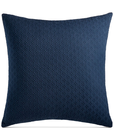 Charter Club Damask Designs Diamond Dot Cotton 300-Thread Count 18