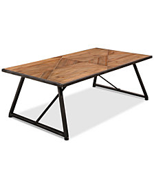 Daly Coffee Table, Quick Ship
