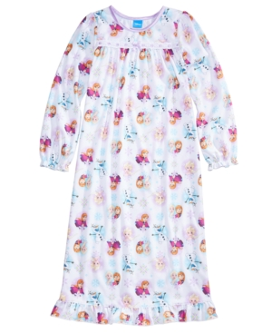 Frozen Printed Nightgown Little Girls (46X)  Big Girls (716)