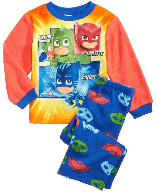5d37743a4cc7 PJ Masks Disney Juniors® 2-Pc. Pajama Set