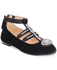 Badgley Mischka Terra Burst Dress Shoes, Little & Big Girls