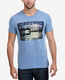 WILLIAM RAST Men's Guitar At The Park Graphic-Print T-Shirt