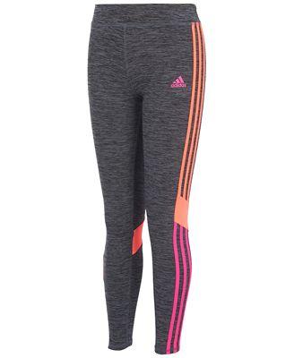 adidas ClimaLite® Striker Leggings, Little Girls