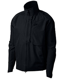 Nike Men's Sportswear Tech Shield Water-Resistant Jacket