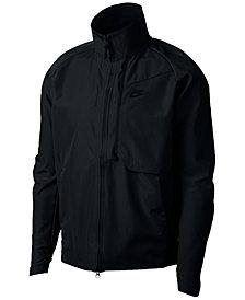 Nike Men's Sportswear Tech Shield Water-Resistant Jacket