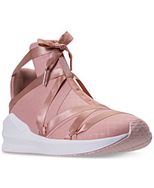 Puma Women's Fierce Rope Satin EP Casual Athletic Sneakers from Finish Line