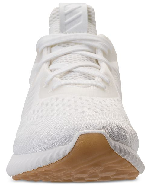 ... adidas Women s AlphaBounce EM Un-Dyed Running Shoes from Finish Line ... 4e7fea422