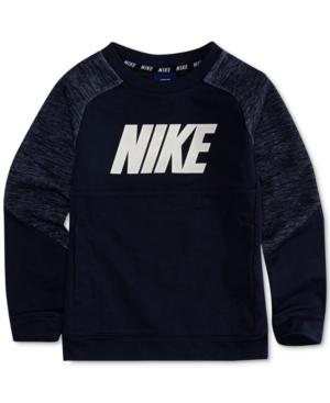 Nike AV15 Logo-Print...
