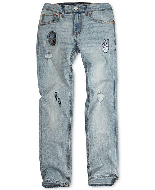Levi's 511 Destruction Jeans, Big Boys