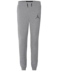 Jordan Big Boys Fleece Jogger Pants